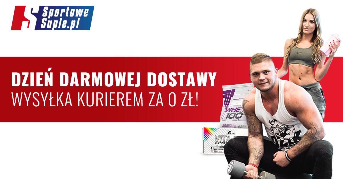 Dzień darmowej dostawy sportowesuple.pl