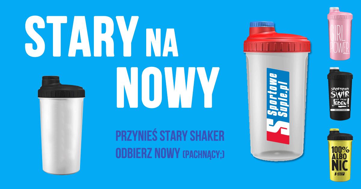 Wymien-shaker-za-free