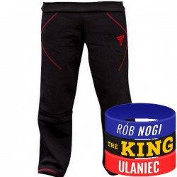 Trec Wear - Spodnie dresowe Pants 008 RED-T