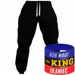 Trec Wear - Spodnie dresowe Pants 026 BLACK