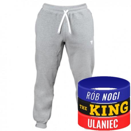 Trec Wear - Spodnie dresowe Pants 027 GREY