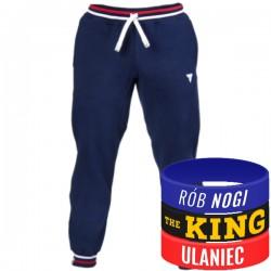Trec Wear - Spodnie dresowe Pants 029 NAVY