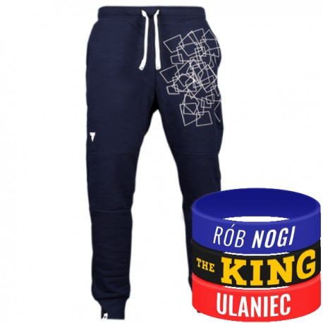 Trec Wear - Spodnie dresowe Pants 034 NAVY