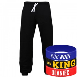 Trec Wear - Spodnie dresowe Pants 038 BLACK