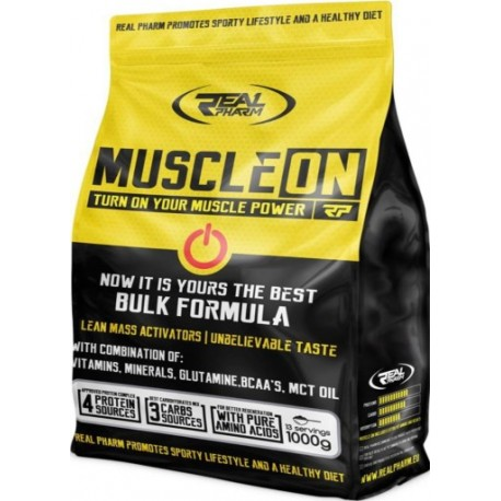 Real Pharm - Muscle On 2270g