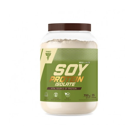 Trec - Soy Protein Isolate 650g
