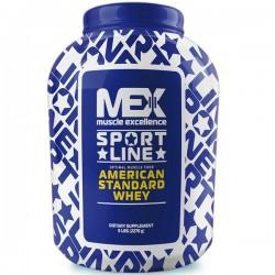 MEX - American Standard Whey 2270g