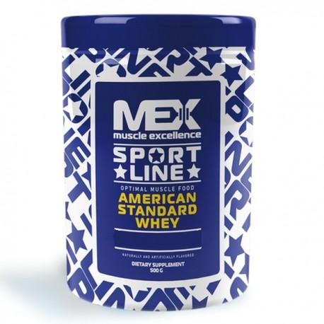 MEX - American Standard Whey 500g