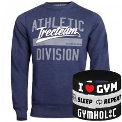 Trec Wear - Bluza Sweatshirt 031 TTA JEANS