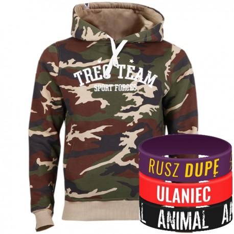 Trec Wear - Hoodie 001 CAMO