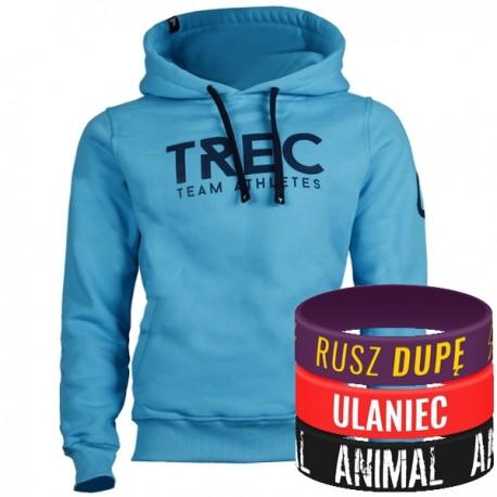 Trec Wear - Hoodie 034 SEA BLUE