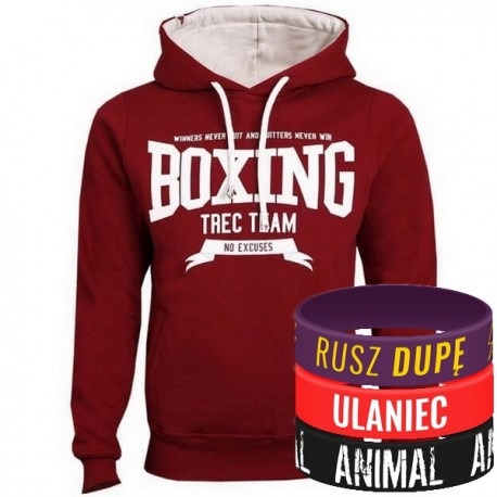 Trec Wear - Hoodie 036 BOXING
