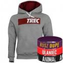 Trec Wear - Hoodie 044 TTA MELANGE