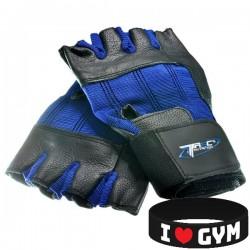 Trec - Rękawice treningowe 05 PROFI BLUE