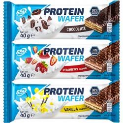6PAK - Protein Wafer 40g