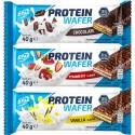 6PAK - Wafelki proteinowe Protein Wafer 40g