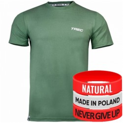 Trec Wear - Koszulka T-Shirt Softtrec 004 GREEN