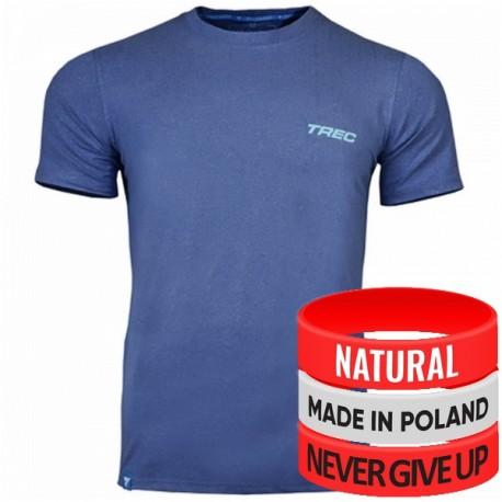 Trec Wear - Koszulka T-Shirt Softtrec 003 BLUE
