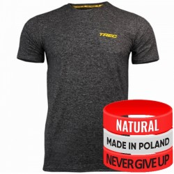 Trec Wear - Koszulka T-Shirt Softtrec 001 GRAY