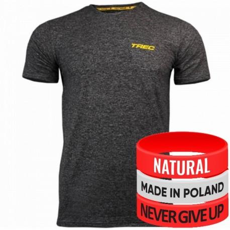 Trec Wear - Koszulka T-Shirt Softtrec 001 GREY