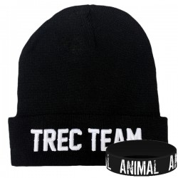 Trec Wear - Czapka zimowa Winter Cap 007 BLACK