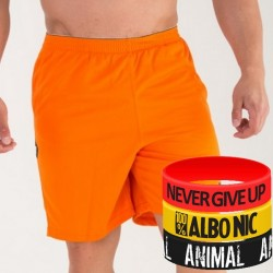 Trec Wear - Spodenki Short Pants 004 COOLTREC ORANGE