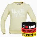 Trec Wear - Bluza Sweatshirt TRECGIRL 006 SPRING SUN