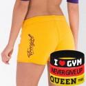 Trec Wear - Spodenki Short Pants TRECGIRL 001 YELLOW
