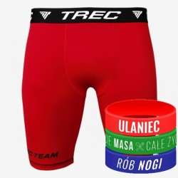 Trec Wear - Spodenki PRO SHORT PANTS 006 RED