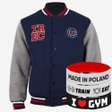 Trec Wear - Kurtka JACKET 001 NAVY-BLUE-MELANGE