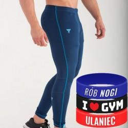 Trec Wear - Spodnie PRO PANTS 004 NAVY
