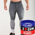 Trec Wear - Spodnie PRO PANTS PLAYHARD 009 GRAY