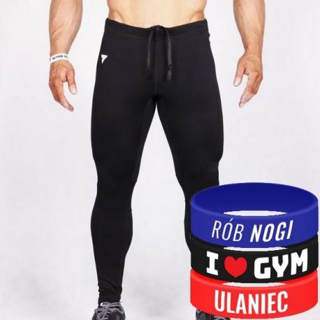 Trec Wear - Spodnie PRO PANTS 001 BLACK