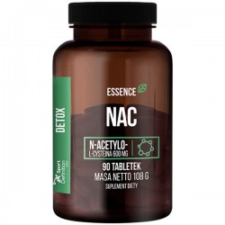 Essence Nutrition - NAC 90tab