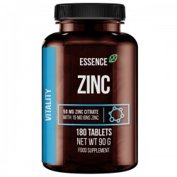 Essence Nutrition - Zinc 180tab