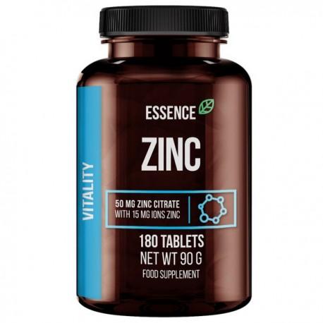Essence Nutrition - Zinc 180tab
