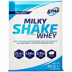 6PAK - Milky Shake Whey 30g PORCJA
