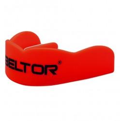 Beltor - Ochraniacz Szczęki FOUR czerwono biały
