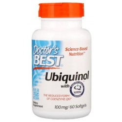Doctor's Best - Ubiquinol 60kap