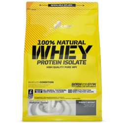 Olimp - 100% Natural Whey Protein Isolate 600g
