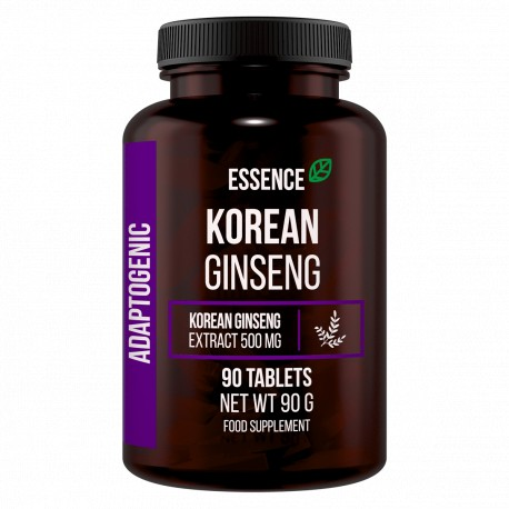 Essence Nutrition - Korean Ginseng 90tab