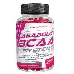 Trec - Anabolic BCAA System 150tab
