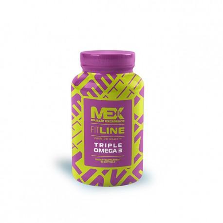 MEX - Triple Omega 3 90kap