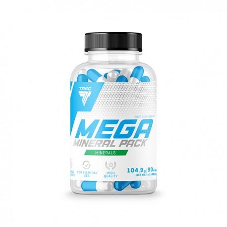 Trec - Mega Mineral Pack 90kap