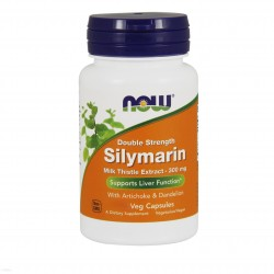 NOW - Silymarin 100vkap
