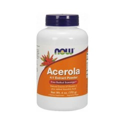 NOW - Acerola 4:1 Extract Powder 170g