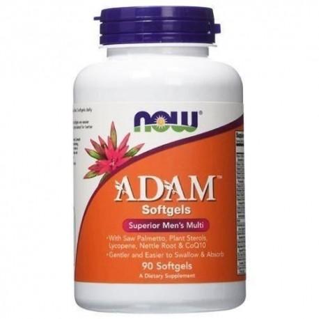 NOW - Adam Multi-Vitamin for Men 90kap