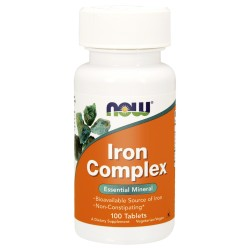 NOW - Iron Complex 100tab