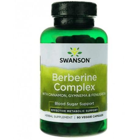 Swanson - Berberine Complex 90vkap