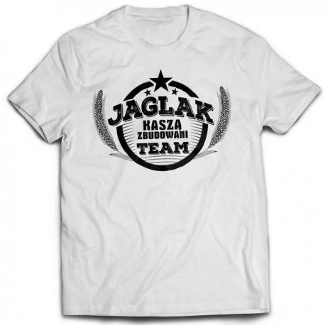 "SportoweSuple.pl - Koszulka 005 ""Jaglak Team"" biała"